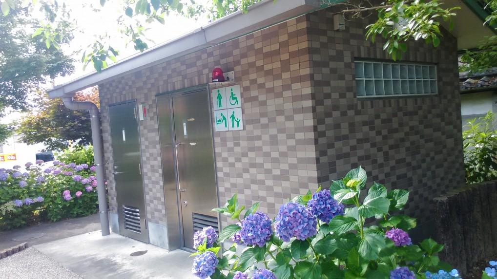 大塚性海寺公園トイレ