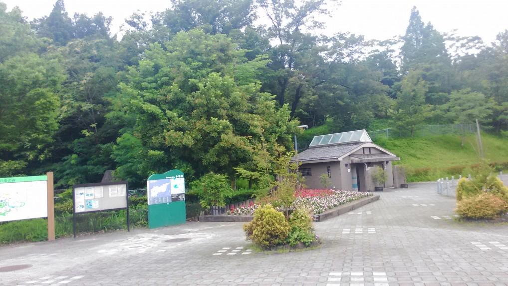 小牧四季の森北門のトイレ