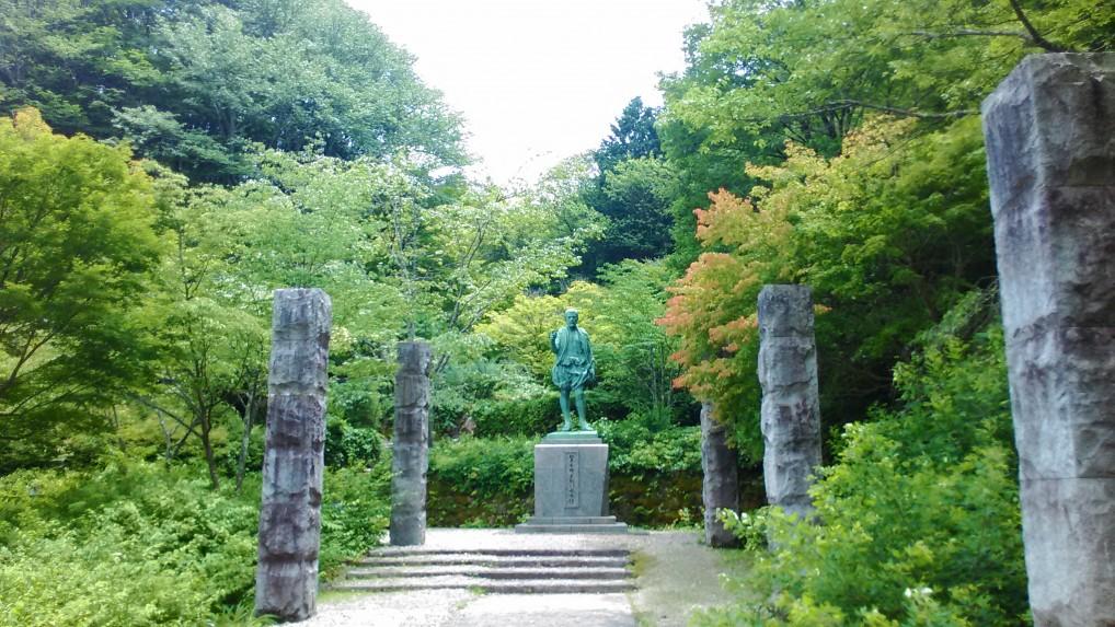 「松平郷園地」で家康と松平家の歴史に想いを馳せる時間(愛知豊田市)