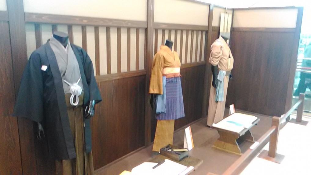 大河ドラマ「花燃ゆ」主要キャストの衣装