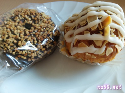 春日井市勝川駅そばのパン屋sakuraさんのパン
