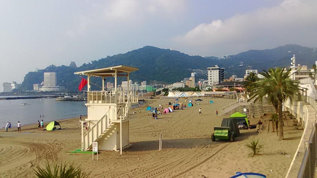 熱海海水浴場