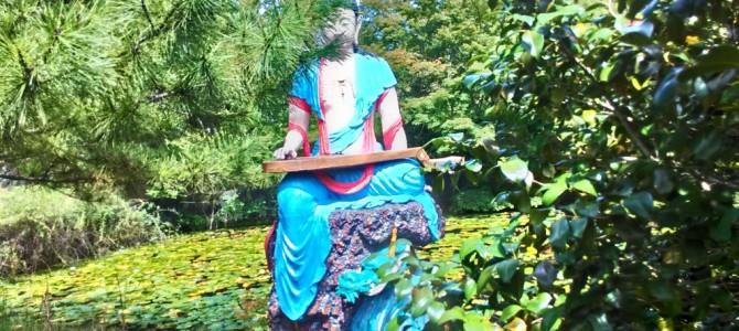 五色園大安寺・宗教テーマパークはあり得ない楽しさと驚き(愛知県日進市)