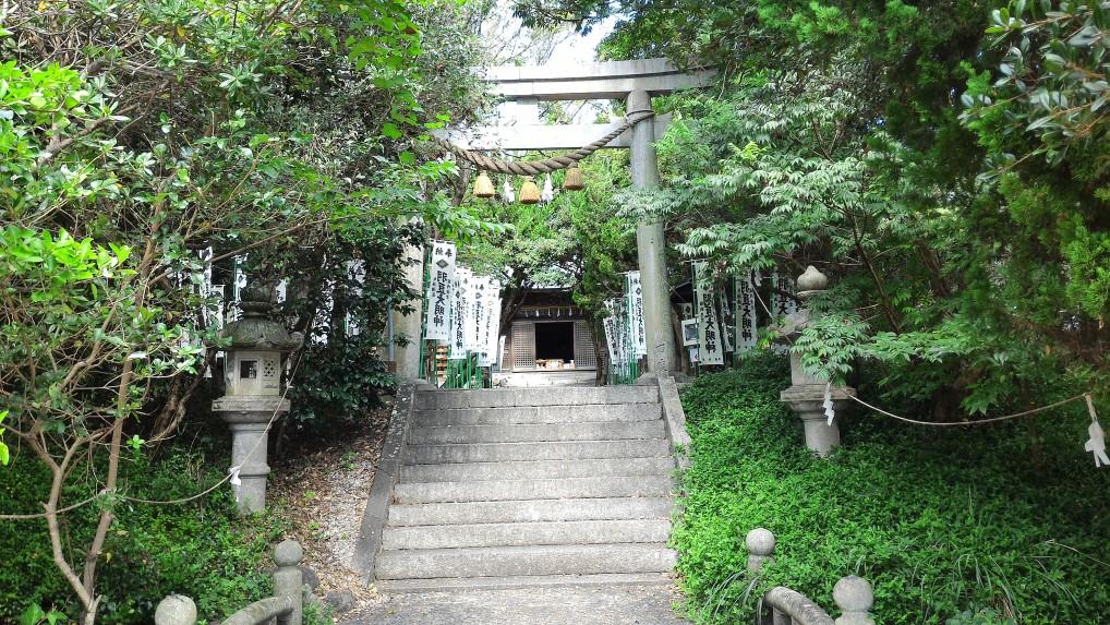 師崎羽豆神社本殿