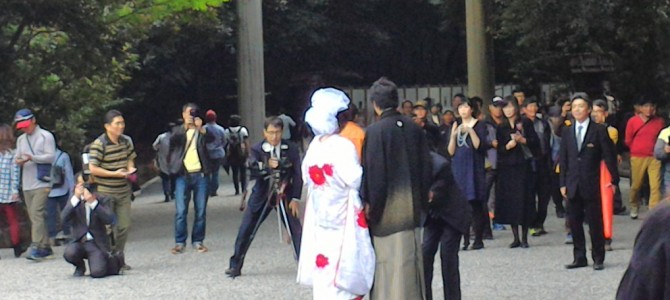 熱田神宮で挙式のカップル・格式の高い特別な結婚式なら