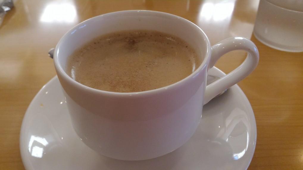 愛知県一宮市奥町「ありすかふぇ」さんのブレンドコーヒー