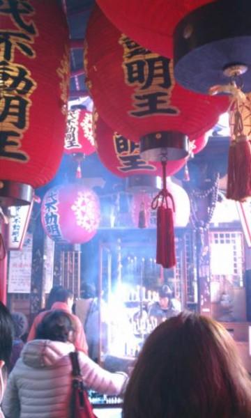 大須万松寺(名古屋市中区)へ初詣