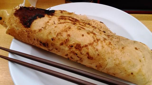 大須万松寺通りのお好み焼きが店「鈴木商店」の肉玉お好み焼き