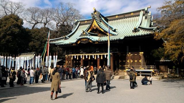 三嶋大社(静岡県三島市)の本殿