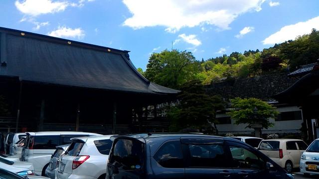 岐阜県郡上市安養寺の駐車場60台
