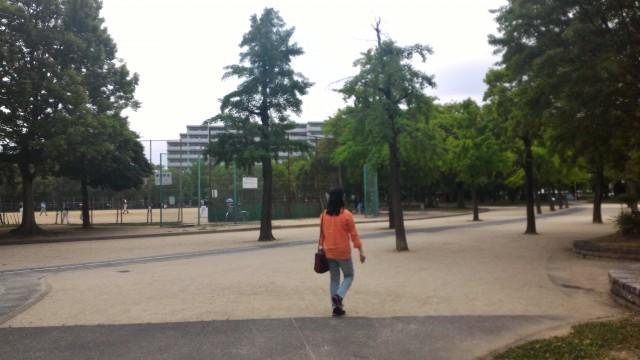 千種公園(名古屋市千種区)野球場