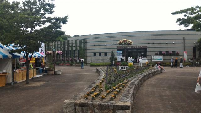 荒子川公園(名古屋市港区)ガーデンプラザ