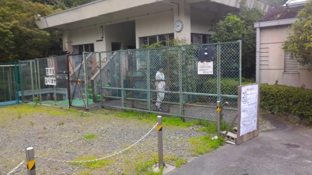 岩屋堂公園(愛知県瀬戸市)水遊びの無料更衣室