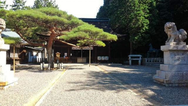 「尾張富士大宮浅間神社」犬山市本殿