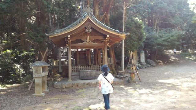 「尾張富士大宮浅間神社」の中宮
