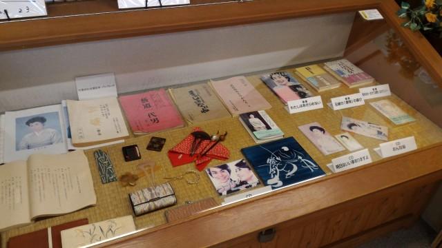 日本昭和村(岐阜県美濃加茂市)の玉緒の家玉緒さんの愛用品