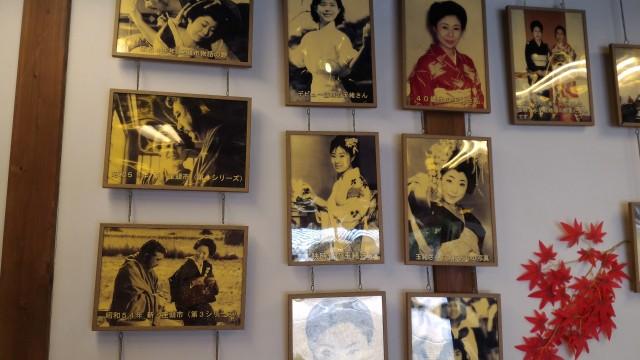日本昭和村(岐阜県美濃加茂市)の玉緒の家玉緒さんのお写真
