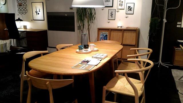 家具店「リアルスタイルホーム」北欧おしゃれスタイル店内の様子(名古屋市天白区)