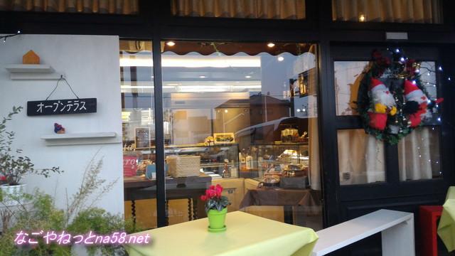 洋菓子フィレンツェ大治店の外観