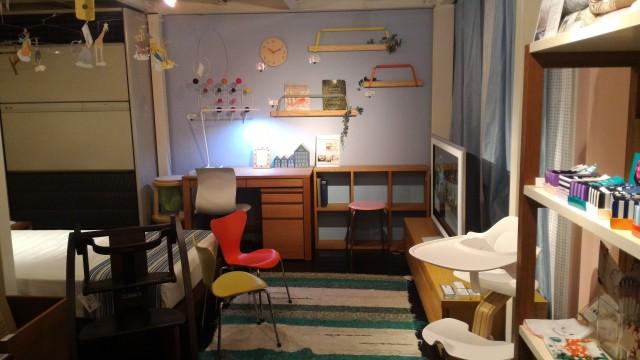 家具店「リアルスタイルホーム」の子供部屋