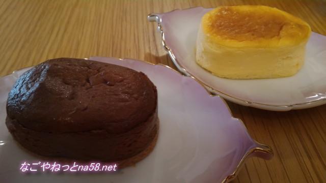 亀屋芳広城北店(名古屋市北区)で買った窯焼きケーキ