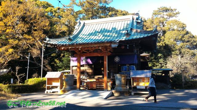 静岡県静岡市の「美穂神社」三保の松原すぐそば