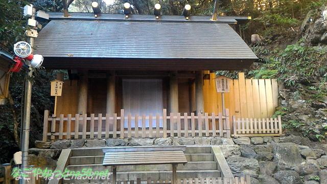 多度大社の本殿参拝・神秘の風と流れ・休憩所と待合所「八壺豆」(三重県桑名市)