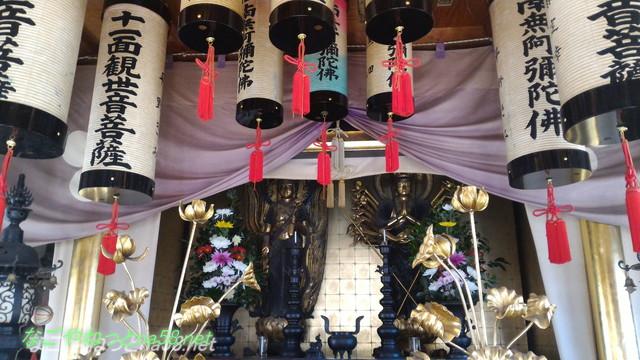 多度観音堂(多度大社東側)三重県桑名市の観音様
