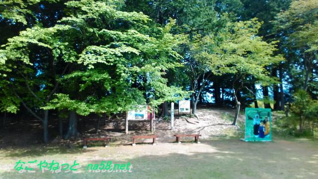 井伊谷城跡です