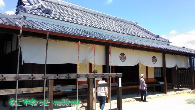 浜松市「気賀関所」取り調べ用の建物