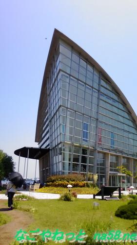 名古屋観光の名所港区のフラワーガーデン「ブルーボネット」のサニーハウス