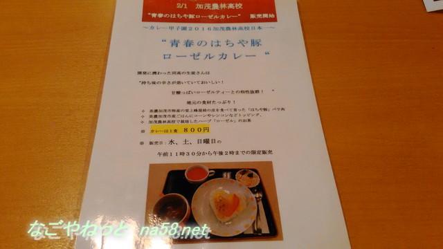 高校生カレー甲子園2016年優勝の「青春ローゼルカレー」の特色