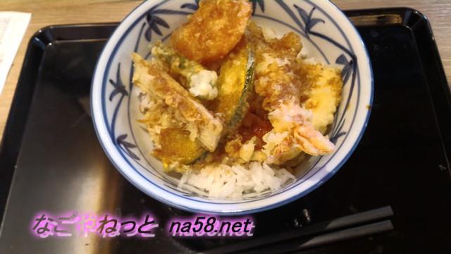 名古屋市中区大須の「一得庵」天丼