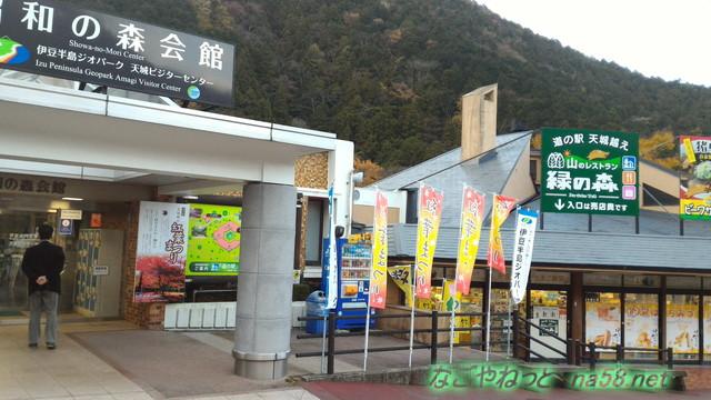 道の駅天城越え・昭和の森会館
