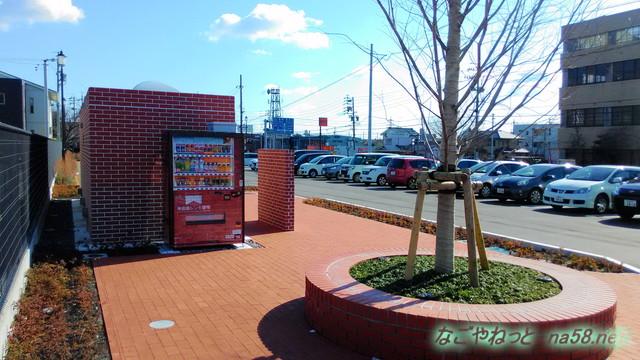 半田赤レンガ建物の無料駐車場(愛知県半田市)