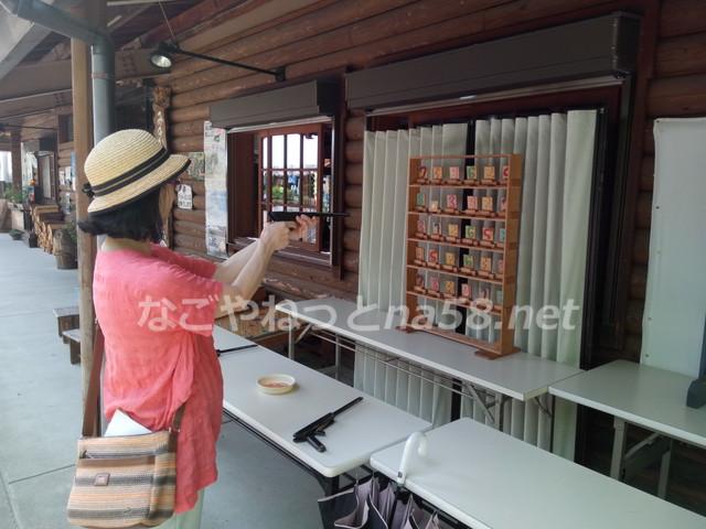 管理棟の周りでは、昭和の懐かしい遊びが無料でできるようになっています。