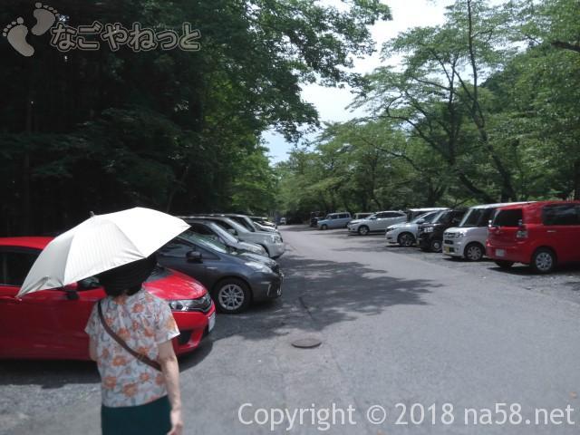 椿大神社(三重県鈴鹿市)の最も近い駐車場