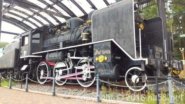 清里駅(JR小海線)の駅(山梨県北杜市)蒸気機関車