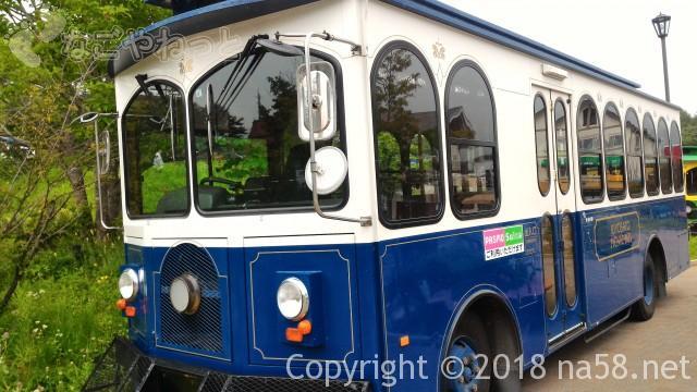 清里駅(JR小海線)の駅(山梨県北杜市)観光バス