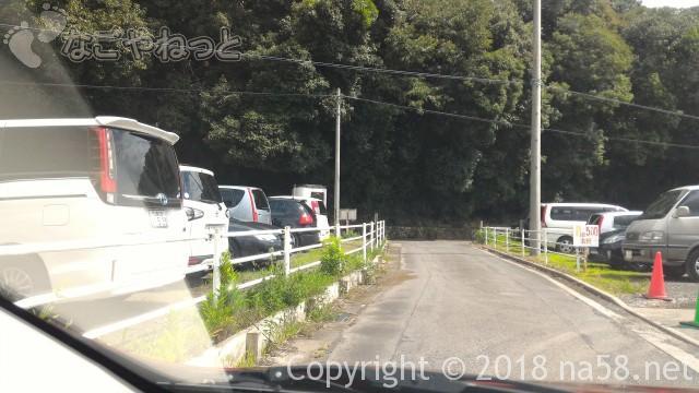 多度天然プール(三重県桑名市)プールに二番目に近い駐車場500円