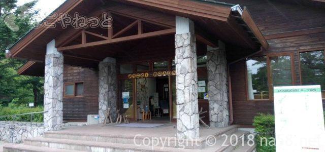 八ヶ岳自然ふれあいセンター、学べる展示で清里を体験(山梨県北杜市)