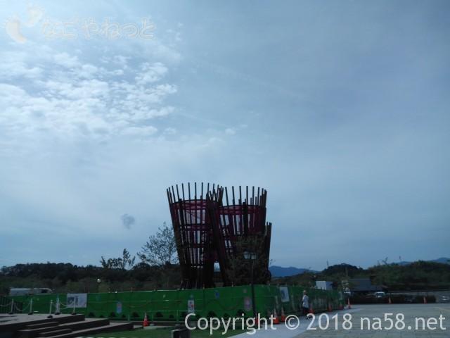 ぎふ清流里山公園(岐阜県美濃加茂市)大型遊具施設「大樹の遊具」