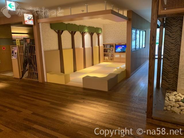 2「天空スパヒルズ」竜泉寺の湯・名古屋守山本店、キッズスペース