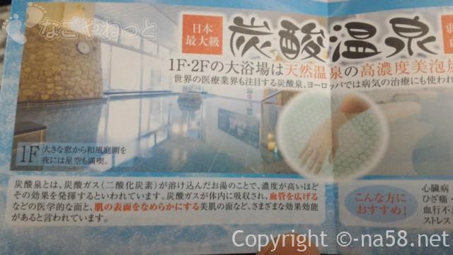 長久手温泉「ござらっせ」の炭酸温泉は日本最大級