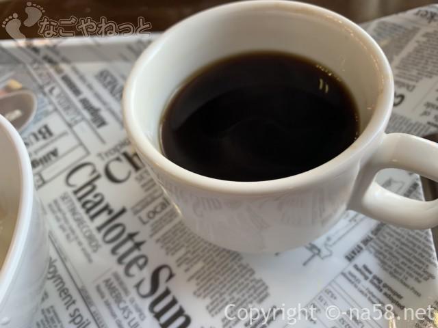 伊豆市時之栖のコテージホテル「オリーブの木」レストランナチュレ、コーヒー