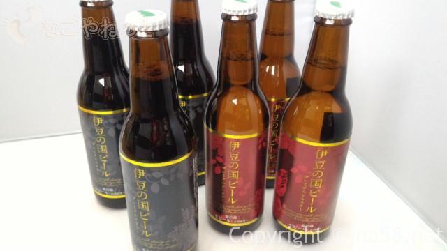 伊豆の国ビール6本お土産に。伊豆市時之栖オリーブの木