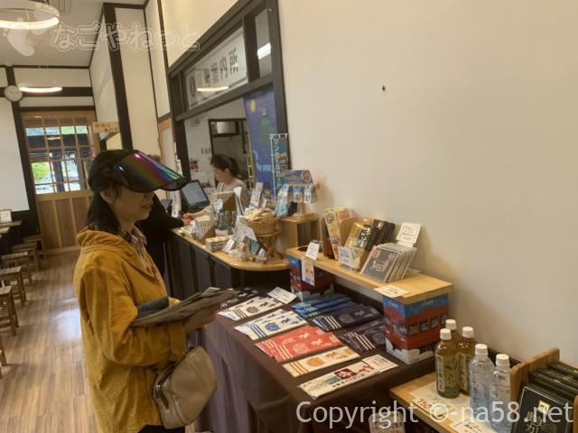郡上八幡駅(岐阜県郡上市)の駅舎カフェは観光名所にもなっています