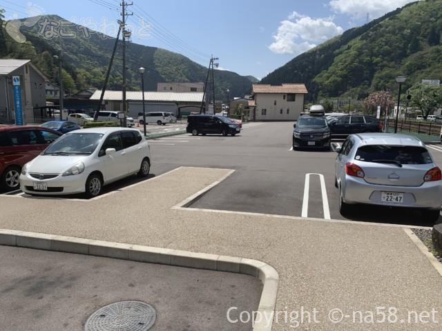 郡上八幡駅(岐阜県郡上市)の無料駐車場