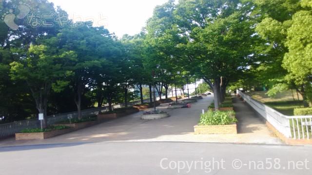 庄内緑地公園(名古屋市西区)の公園内