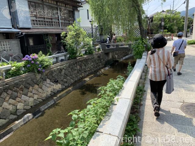 ペリーロード(静岡県下田市)を散策